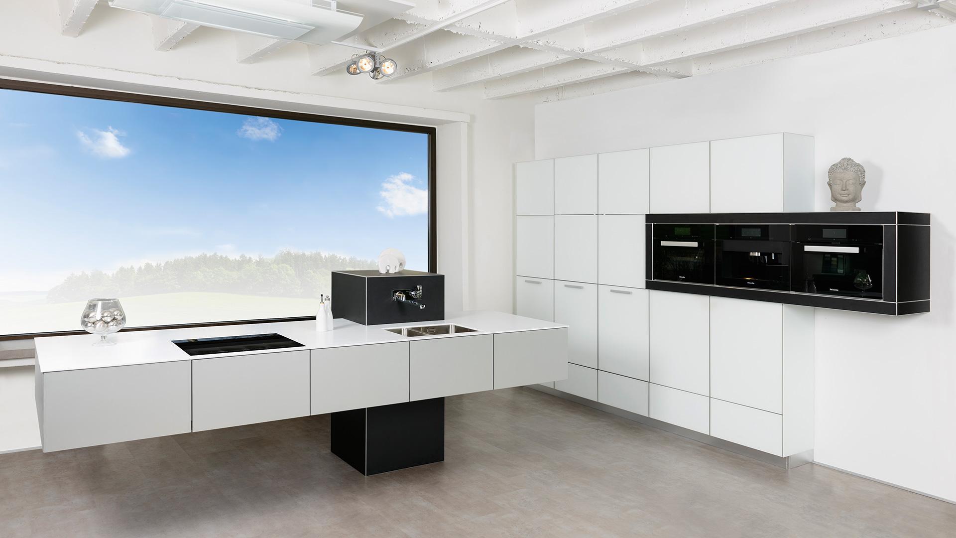 German mueller kitchen luxury kitchen gaggenau neff for Gaggenau küchen