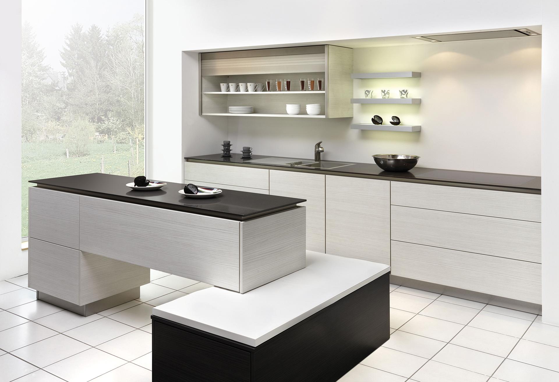 German Mueller Kitchen Luxury Kitchen Gaggenau Neff